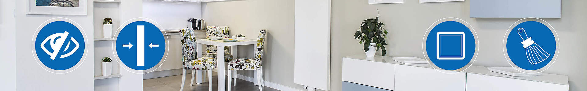 vėdinimo sistema namui Inventer